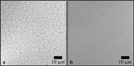 silica nanoparticle films