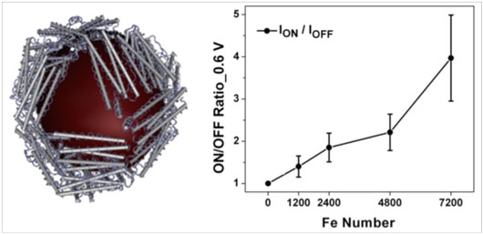 Bioengineered protein-based nanodevices with tunable and reproducible memristive performance