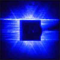 blue-violet_photonic_crystal_surface-emitting_laser